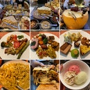 Restaurant Week Lunch Buffet [$40++]