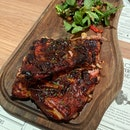 BBQ Saint Louis Ribs [$35/half]