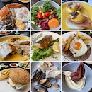 Hangover Brunch - inclusive of Alley of 25 buffet plus choice of 1 Main [$58]