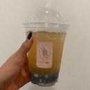 Lemongrass Kombucha [$4.80 + $0.80]