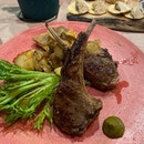 Grilled Lamb Marinated In Koji Yeast [$19]