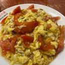 番茄炒蛋 [$8]