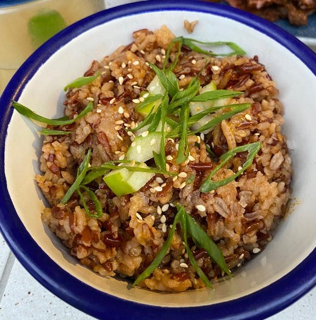 Chicken Fat Rice