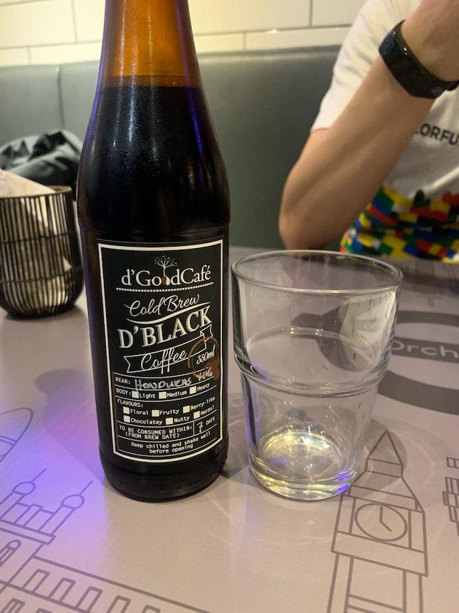 Black Cold Brew