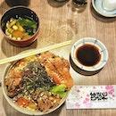 #throwback #chirashi #hanare #japanese #burpple