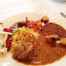 At tiffin room for North Indian cuisine today.