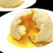 Mouth Restaurant'sBaked Salted Egg Custard Bun