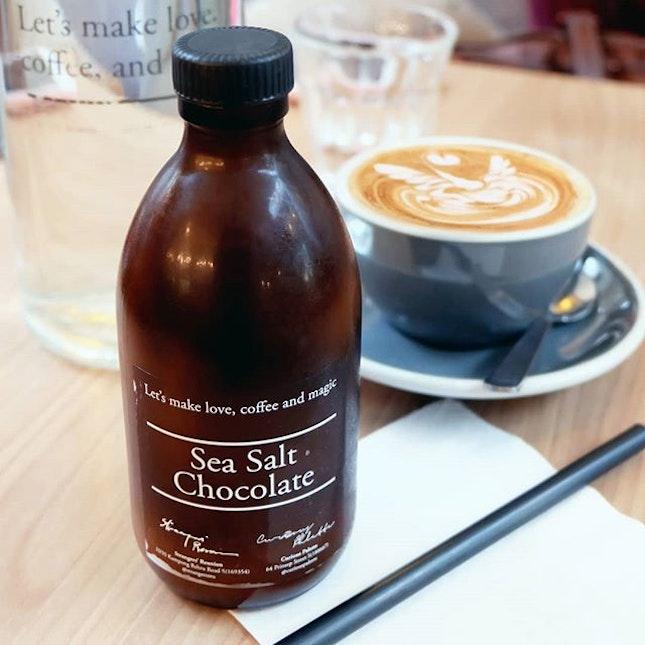 Sea Salt Chocolate ($6.90)