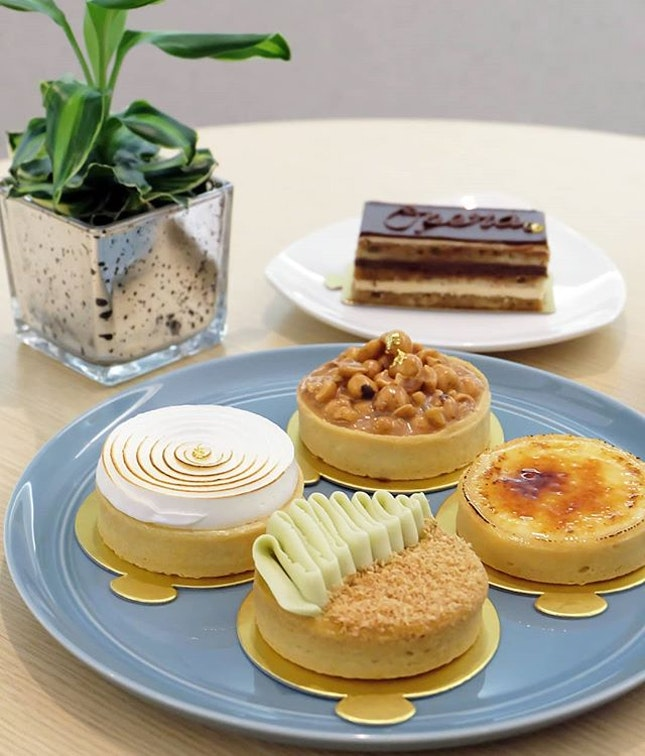 For Outstanding Tarts