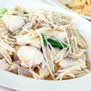 Sliced Fish Hor Funwith Bean Sprouts