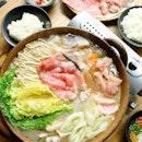 Signature Lunch Yuzu Shabu