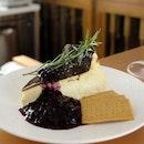 Rosemary Basque Cheesecake