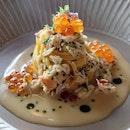 Tagliolini [Part of the Five-course Degustation menu ($188)]
