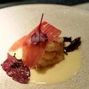 Pan-seared Monkfish