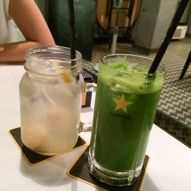 Two Face Signature Drink