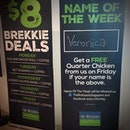 @veronicaphua you are the Name of the Week!