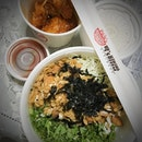 Teriyaki Chicken Bibimbap @ Paik's Bibim