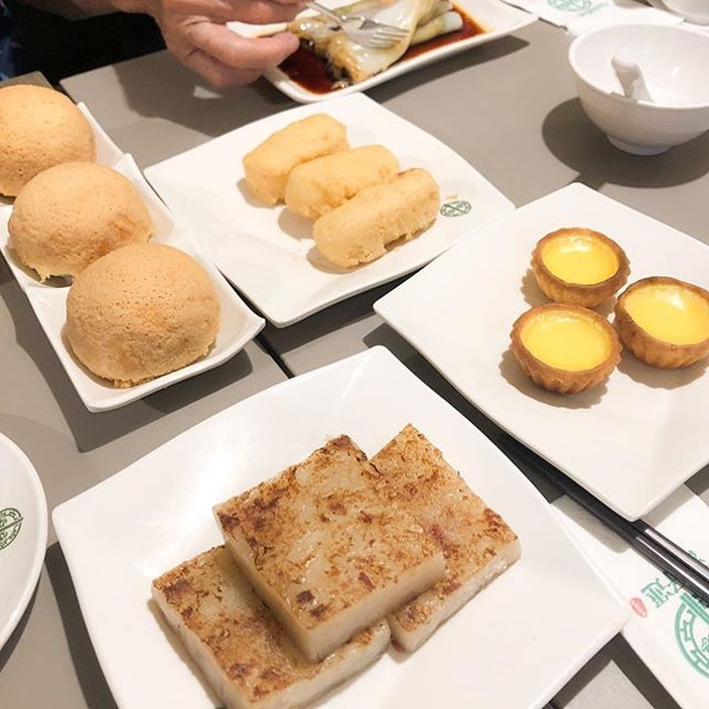Tim Ho Wan now open at Great World City!