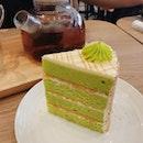 Cake And Tea Set ($8)