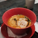 Tomato Cha shu Ramen ($14.90)