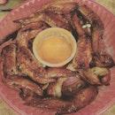 bbq wings #burpple #foodporn #dinner