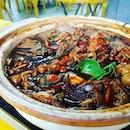 EXTRA spicy chicken 🐔 pott #burpple #foodporn #dinner