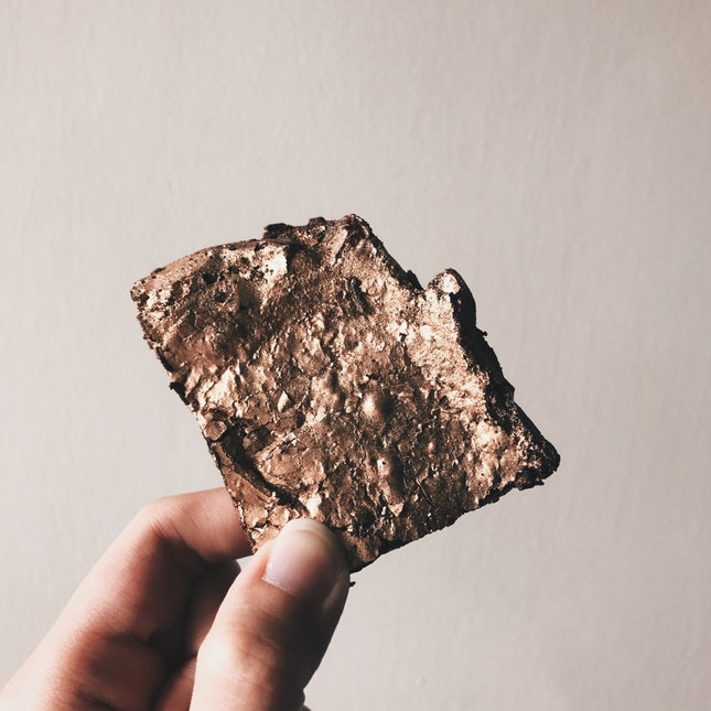 24 Karat Brownie.