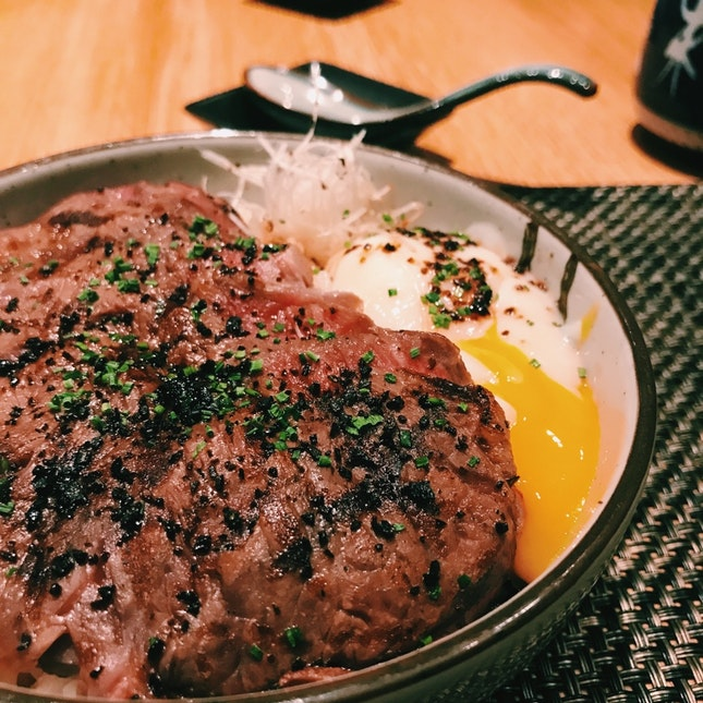 Fat Cow Donburi