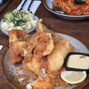 Fried Wild Snapper