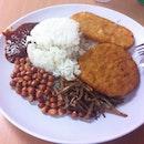 Fong sheng nasi lemak😍.