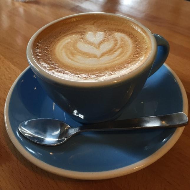 Great Coffee W/nice Ambience