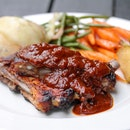 BBQ Louisiana Ribs