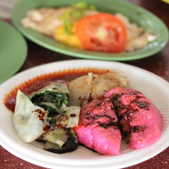 Handmade Teochew Kueh