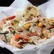Baked Seafood Misto