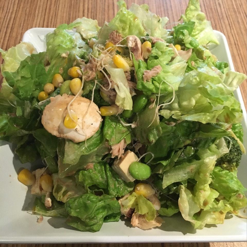 Customized Salad