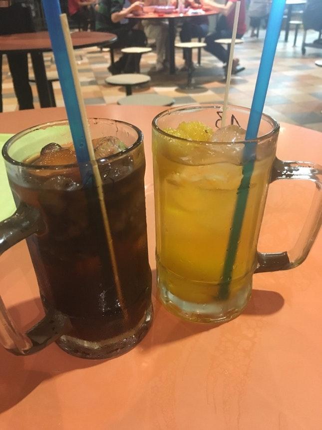 Longan & Pineapple Drink