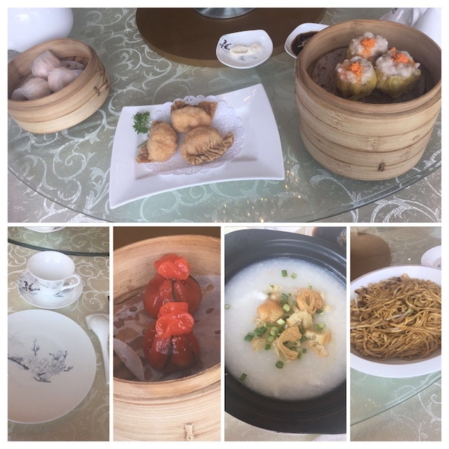 Dim Sum And Lunch