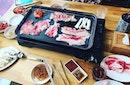 You can never say no to Korean BBQ #cheryleatsalot .