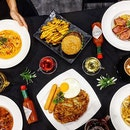 Have a hearty meal over the weekends @msevencafe  A huge variety of mains from All Day Breakfast, German Rosti, Omelettes, Burgers and Pasta awaits you at M Seven Cafe and there is definitely something for everyone here.