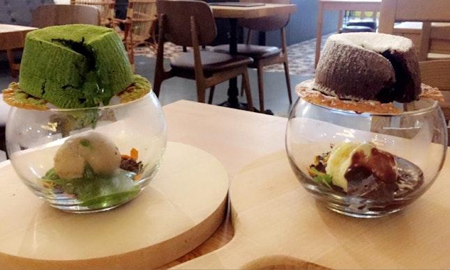 Dessert Places