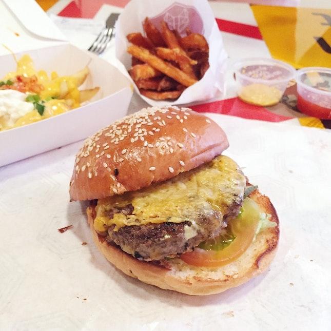 Wolf Burger ($9.90)