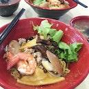 Yong He Bak Chor Seafood Noodles 永和肉脞海鲜面