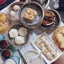 The food here was pretty average but the har gow and siew mai were the saving grace 😍#thiavelogue