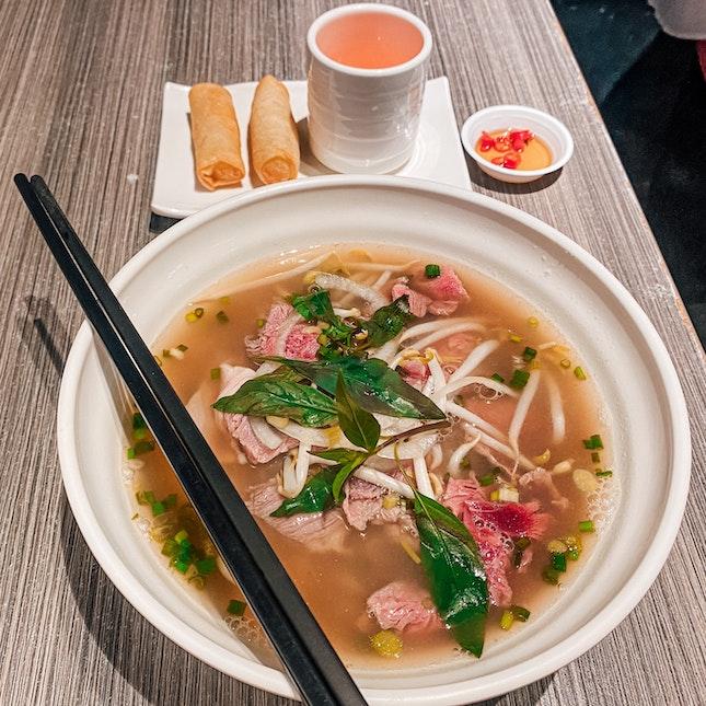 Thai/Vietnam Food