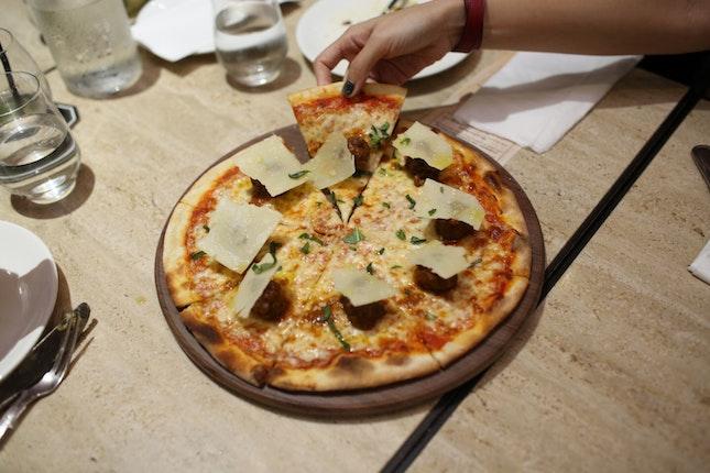 VILLAGGIO DI BERGAMO PIZZA ($26)