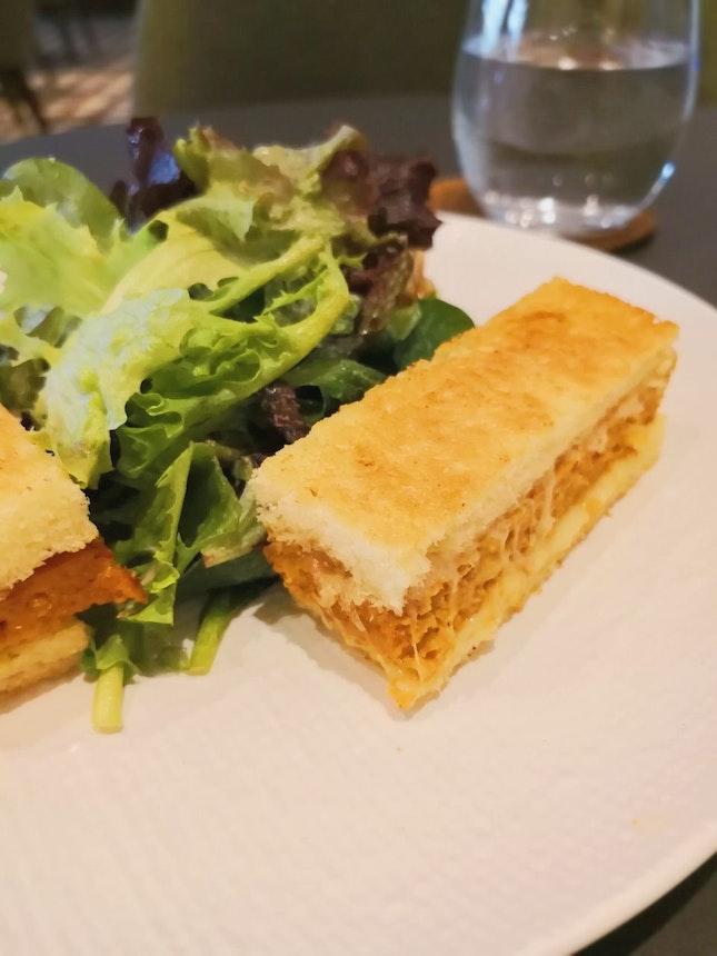 Otah Sandwich ($16)