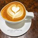 08.10.2015 A much needed cuppa  #artisancoffeebar #cappuccino #coffeeart #coffee #October2015