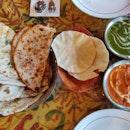 Excellent North Indian Food!