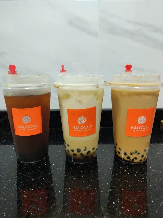 🍸 Bubble Tea, Fruit Teas, Coffee ☕