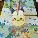 Pikachu latte for you?